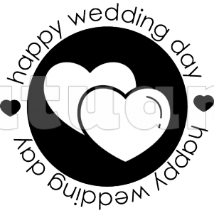 Happy Wedding Day (Negative)